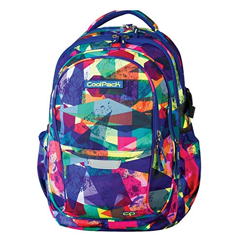 Mochila COOLPACK Factor 29L Abstract 47X31X17 cm
