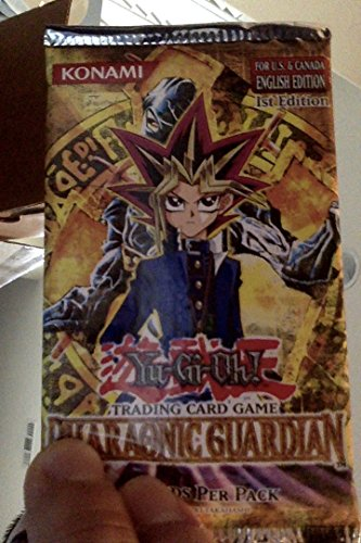 Yu-Gi-Oh Cards - Pharaonic Guardian - Booster Pack (9 Cards) 1st Edition - Rare!