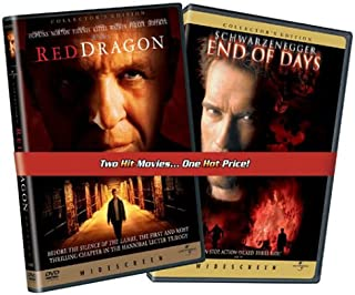 Red Dragon/End of Days - Value Pack