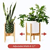 Planter Stand for Indoor Plants, Mid Century...