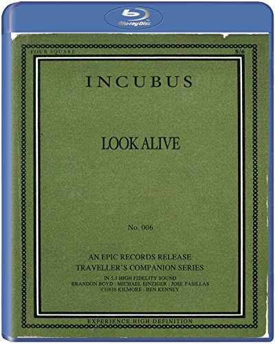 Incubus-Look Alive [Blu-Ray]