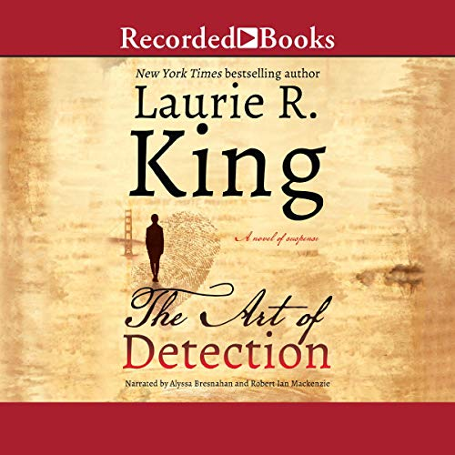 The Art of Detection audiobook cover art