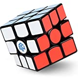 GAN 356 Air Master, 3x3 Speed Cube, Gans 356 Air 3x3x3 Speed Cube, Magic Cube, Puzzle Toy Gift for Kids Adults (Stickers Version)