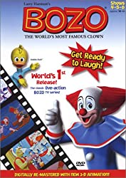 Image: Larry Harmon's Bozo: Shows 4-6 | New 3D animation of Bozo and his buddies, including Butchy Boy, Creepy Gleep, Oodles Duck, Wacko Wolf and many more!