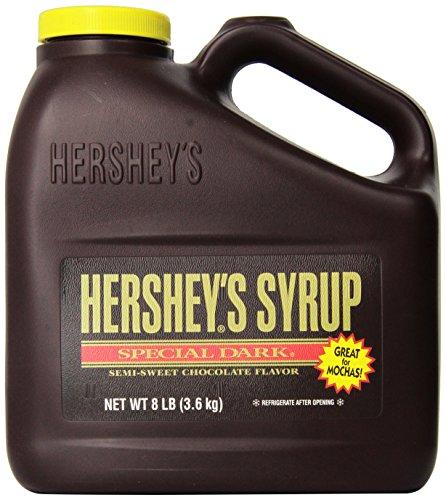 Hershey's Special Dark Syrup, 8-Pound Bottle