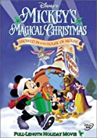 Mickey's Magical Christmas: Snowed in at [DVD]