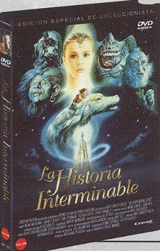 La Historia Interminable [DVD]