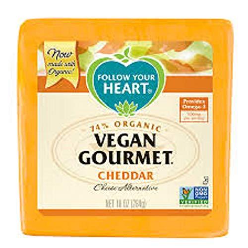Follow Your Heart Vegan Gourmet Cheese Alternative