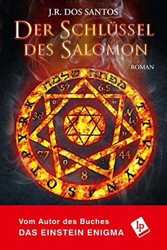 Der Schlüssel des Salomon (Tomás Noronha-Reihe)