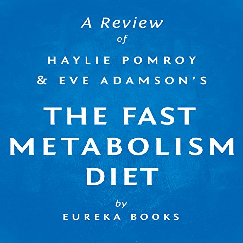 A Review of The Fast Metabolism Diet: Eat More Food & Lose More Weight audiobook cover art