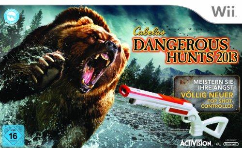 Cabela's Dangerous Hunts 2013 inkl. Top Shot Fearmaster-Controller