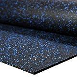 IncStores 1/4' Tough Rubber Roll (4' x 10') - Excellent Gym Floor mats...