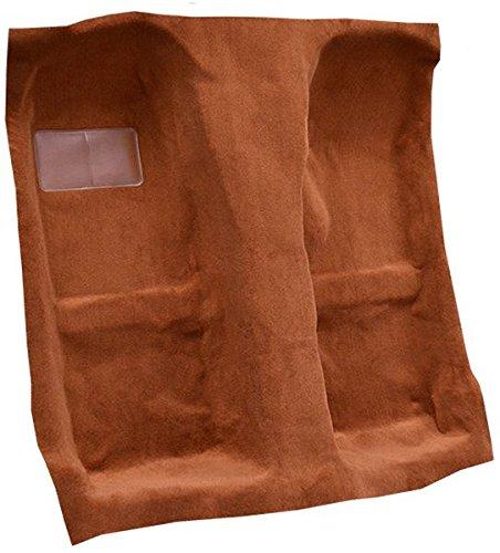 ACC Brand Carpet Compatible with 2006 to 2008 Mazda Miata, MX-5 (801-Black Plush Cut Pile)
