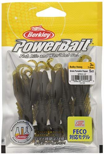 バークレイ(Berkley) ワーム クロー パワーバルキーホッグ3インチ モエビ MPBH3-MEB