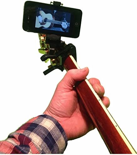 Top 10 Best phone holder for guitar