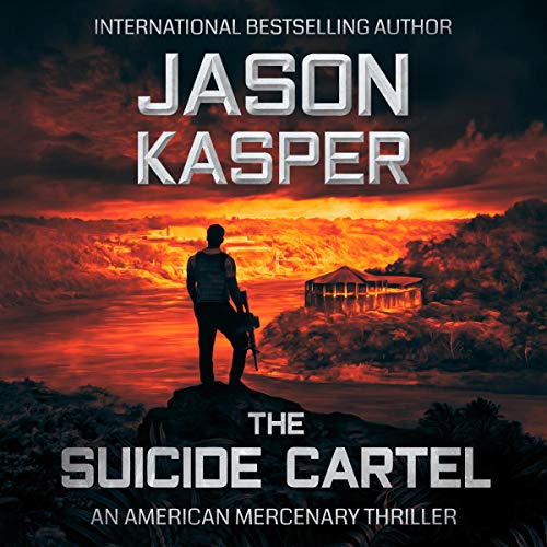 The Suicide Cartel audiobook cover art