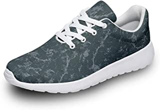 QXGIAO Men's Texture EVA Casual Walking Sneakers Outdoor Walking Tennis Shoes/Footwear for Boys
