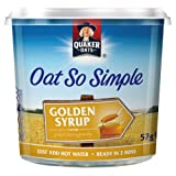 Quaker Oats Avena So Simple Golden Sirope Pot 57g PMP Estuche de 8