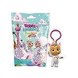 Bebés Llorones Lágrimas Mágicas Llavero - Pack de 1 llavero sorpresa Bebés Llorones con mosquetón extraíble para mochila y llaves