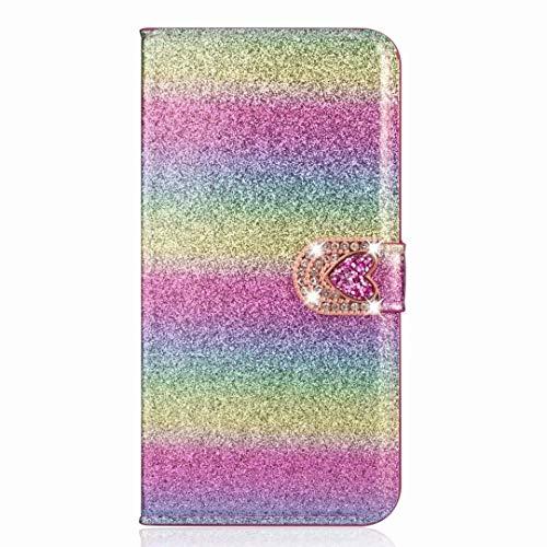 Samsung Galaxy S21 Ultra 5G Hülle Case für Galaxy S21 Ultra 5G Tasche Glitzer...