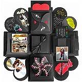 kytuwy Kreative Überraschung Box - Explosion Box, DIY Geschenk Scrapbook und Foto-Album für...