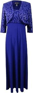 Women's Two Piece Sequins Jacket Dress