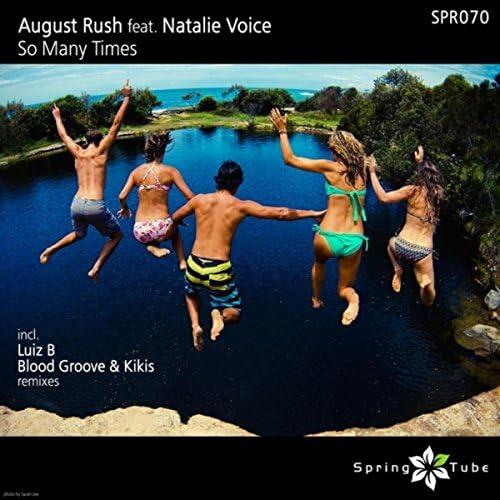 August Rush & Natalie Voice