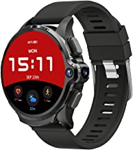 """KOSPET Android Smart Watch for Men, Face Unlock Phone Watch with 1.6"""" Full Touch Screen, 4G LTE Smartwatch with 1260mAh Ba..."""