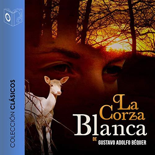 La corza blanca audiobook cover art