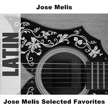 Jose Melis Selected Favorites