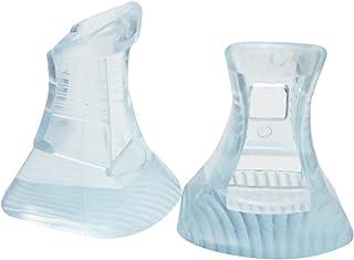 Protec Salto Protetor para Salto Alto, Ortho Pauher, Translucido, Único