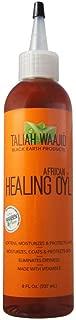 Taliah Waajid African Healing Oyl, 8 oz (Pack of 4)