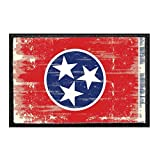 Tennessee State Flag...image