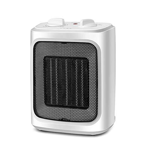 QNQ-chauffe Heizung 1700W Haushalt Energiesparende Elektrische Heizung Mini Heizung Bad Elektrische Heizung Büro Heißluftgebläse Abs Material Größe: 17,5 * 13,5 * 22,8 Cm