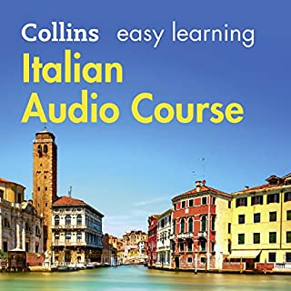Couverture de Italian Easy Learning Complete Course: Language Learning the Easy Way with Collins