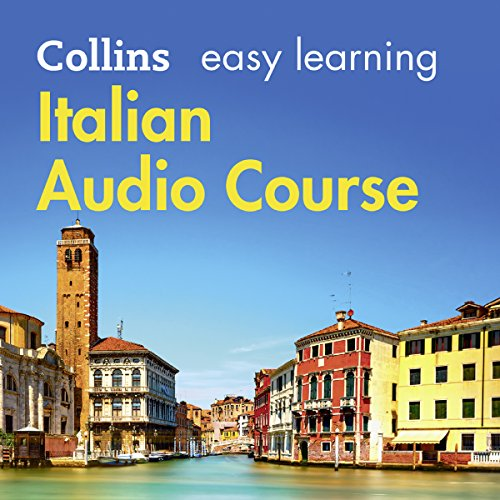 Italian Easy Learning Complete Course: Language Learning the Easy Way with Collins Titelbild