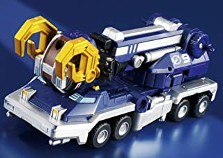 Power Rangers Operation Overdrive JAPANESE Blue Ranger 5 Inch Zoid Vehicle [Toy] (japan import)