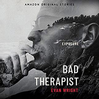 Bad Therapist audiobook cover art