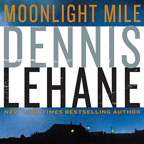 Moonlight Mile  audiobook cover art
