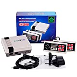HDMI HD Video Game Mini TV Retro Video Game Console Built-in 600 Classic Familyo Games with Dual Controller -