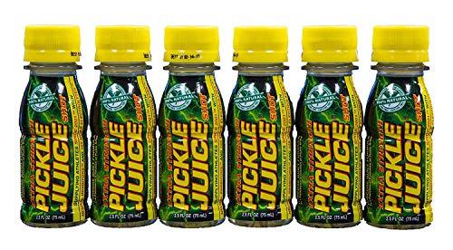 Pickle Juice Extra Strength Shots, 2.5 oz (6)