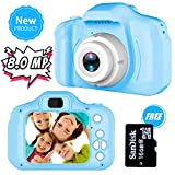 Toys for 3-8 Year Old Boys Girls Joyjam Kids Camera 8.0 MP Digital