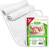 Product Image of the Changing Pad Liners [3 Pack] - Waterproof Changing Pads Liners - Extra Large 27'...