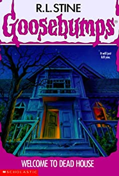 Paperback Welcome to Dead House (Goosebumps, No. 1) Book