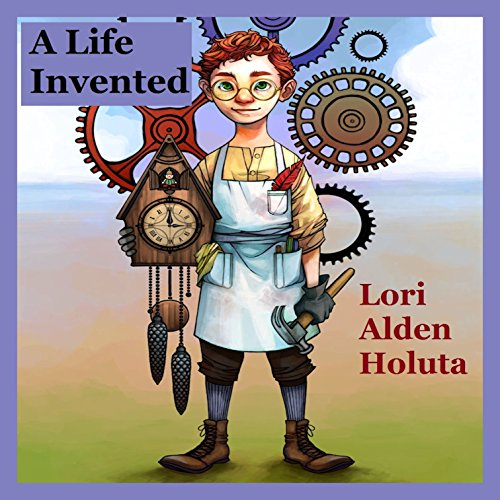 A Life Invented audiobook cover art