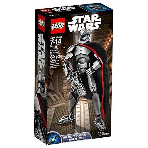 LEGO Star Wars Captain Phasma 75118 Star...