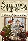 L'Enigme du cobra royal : Sherlock Lupin et moi - tome 7 par Adler