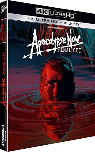 Apocalypse Now [4K Ultra HD Édition Final Cut + Redux] version originale [Édition Final Cut 4K Ultra HD + Blu-ray]