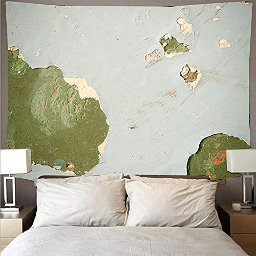 Mármol cemento estilo de pared revestimiento de paredes tapiz de arte psicodélico colgante de pared toalla de playa manta tela de fondo A4 73x95cm
