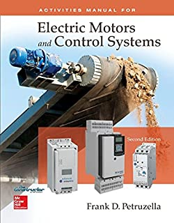 Mandatory Package: Electric Motors & Control Systems Activities Manual with Constructor Access Card